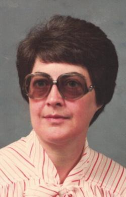 Phyllis Shirley Steeves
